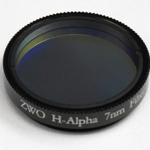 ZWOHa 1.25 inch Narrow Band FIlter