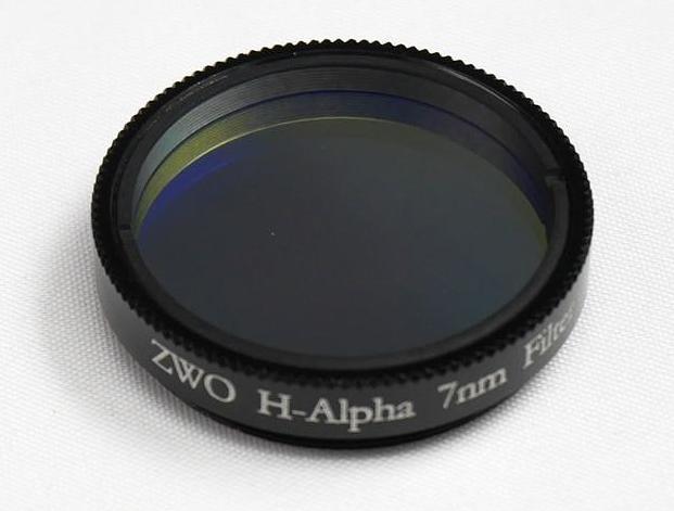 ZWOHa 1.25 inch Narrow Band FIlter