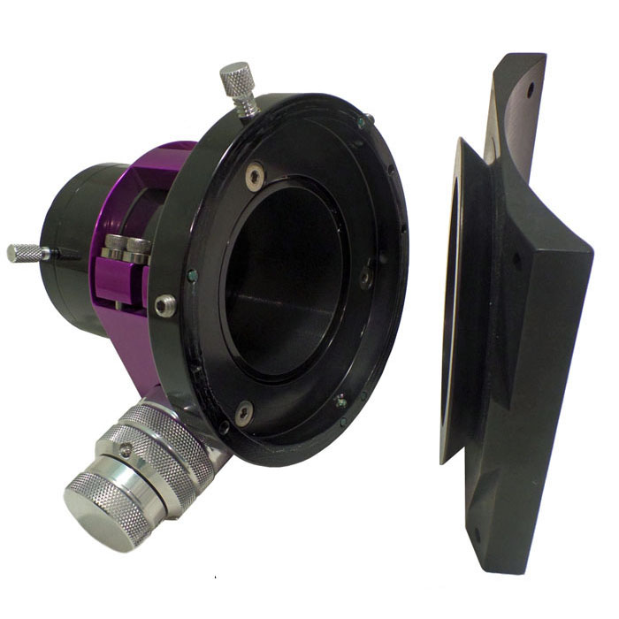CRL with flange