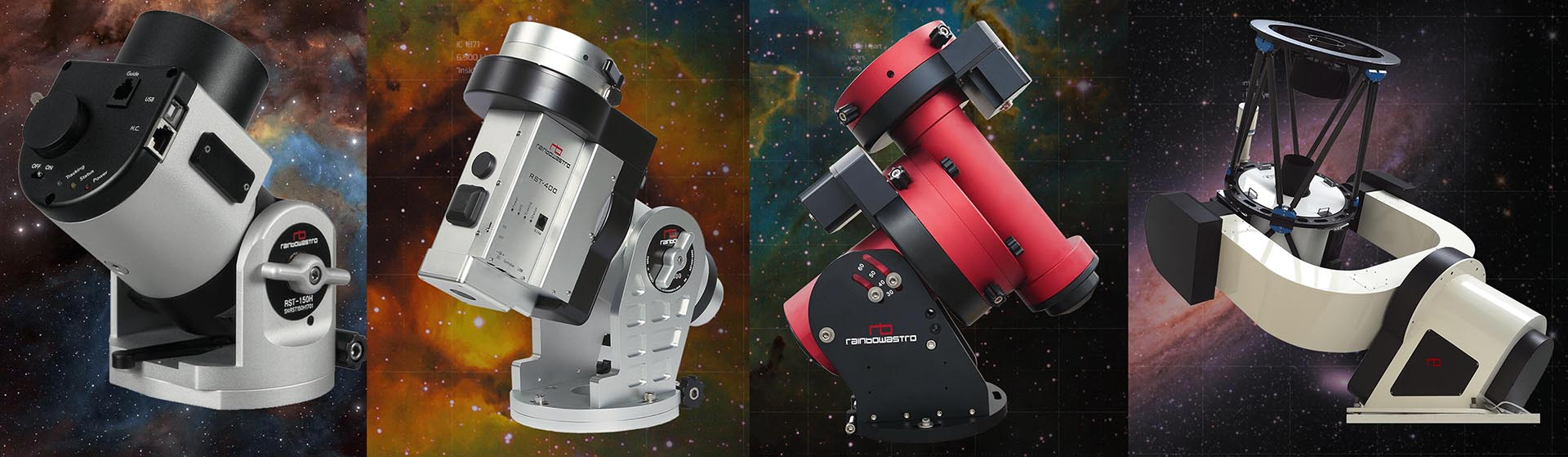 Rainbow Astro Mounts