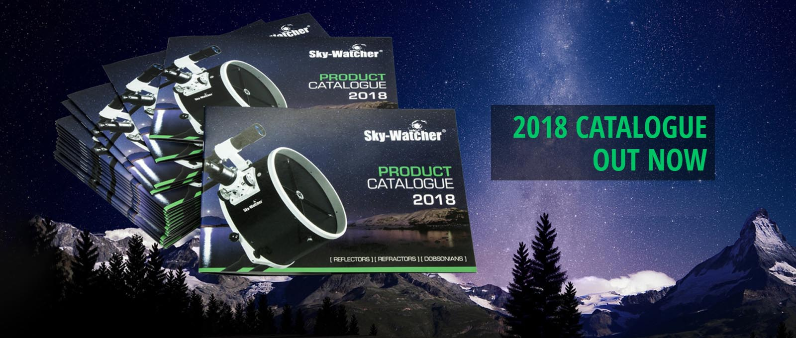 Sky-Watcher Catalogue