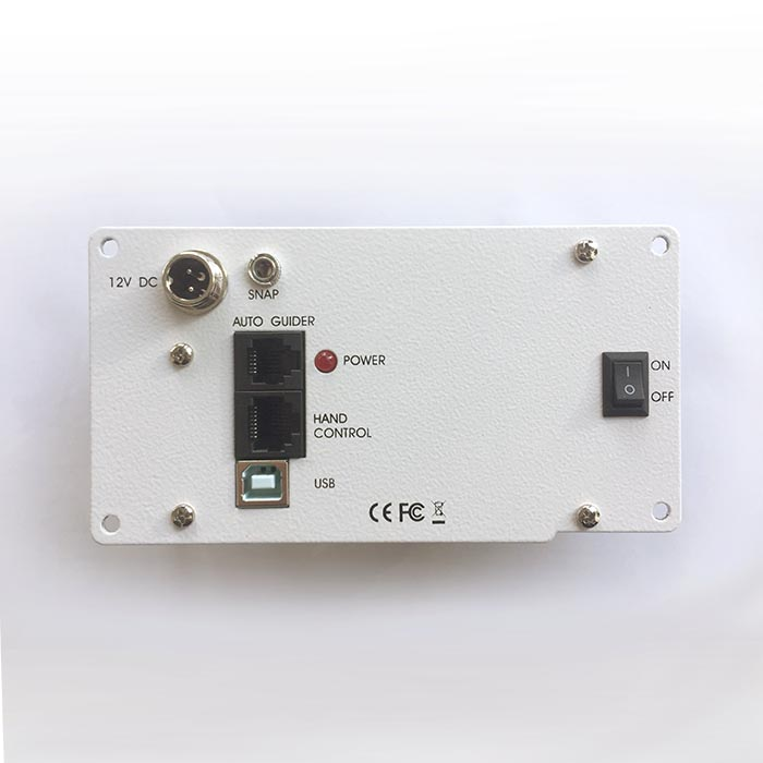 NEQ6 Control Board Upgrade Face Plate
