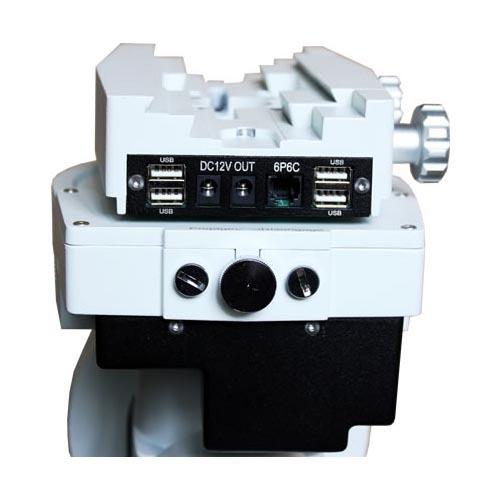 iOptron CEM60EC panel