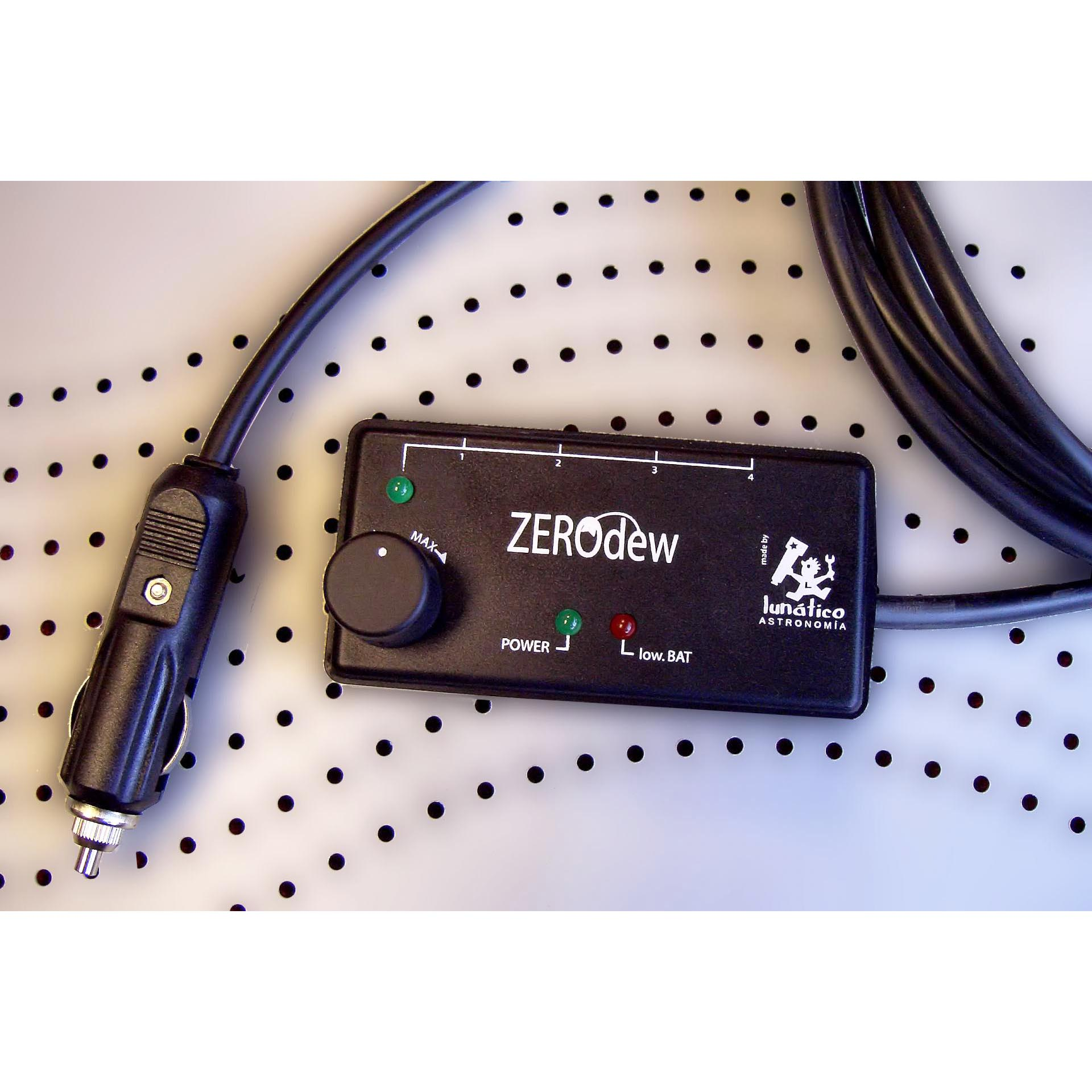 ZeroDew with Car Lighter Plug
