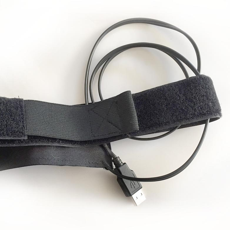 Zero Dew Strap USB Connection