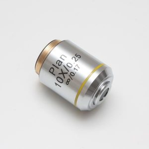 10X Objective Lens
