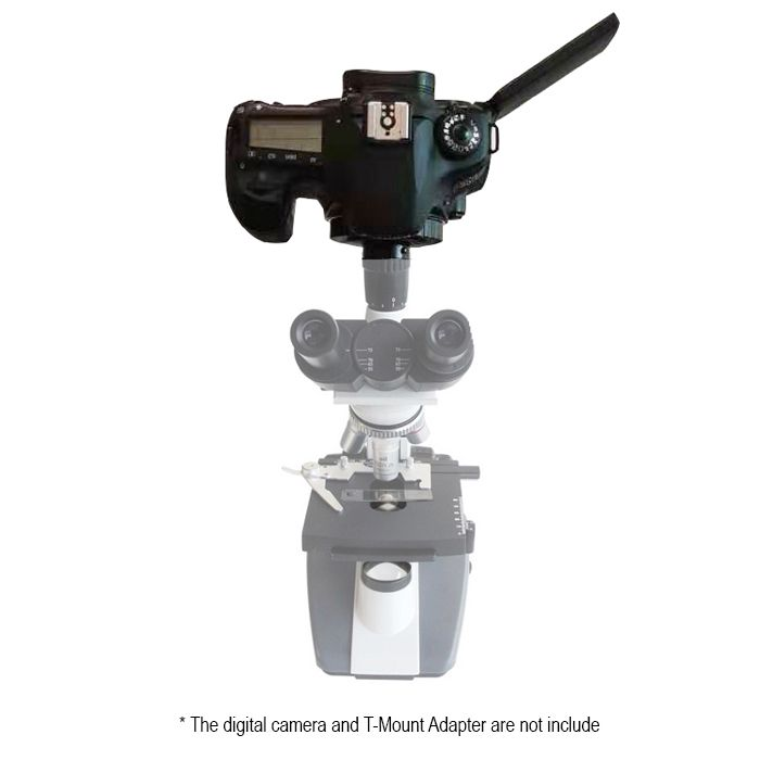 T2 to 1 inch adapter